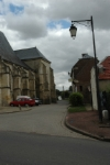 Rue des Fleurons
