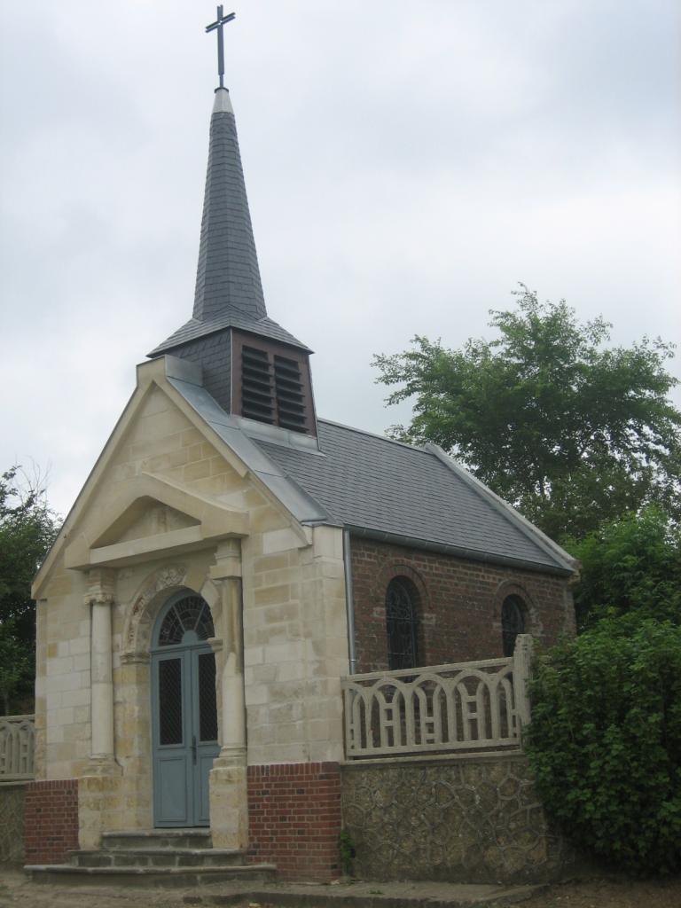 Caix Chapelle