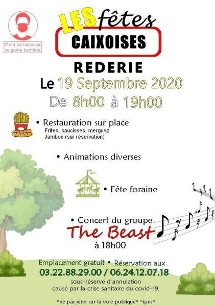 Rederie flyers