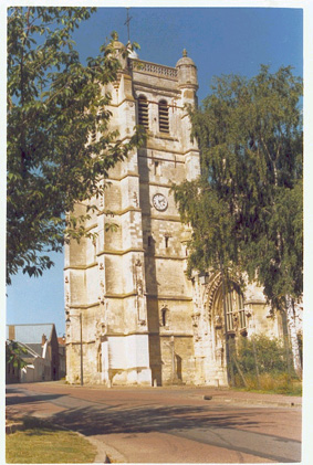 Site officiel de la Commune de CAIX (Somme)